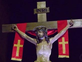 Cristo del Perdón - A mí Santísimo Cristo del Perdón por Carolina López