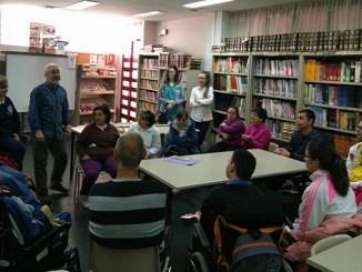 Resumen de las actividades de Aspace Jaraíz en el día del libro ya celebrado
