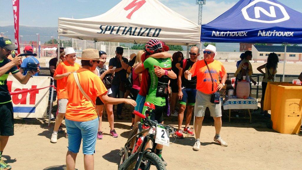 Alberto Trujillo se proclama vencedor final del circuito Titán Extremadura Tour XCM 2017