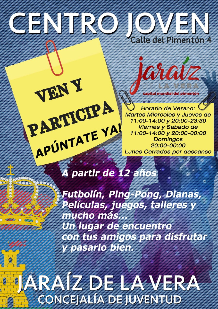 Centro Joven de Jaraíz