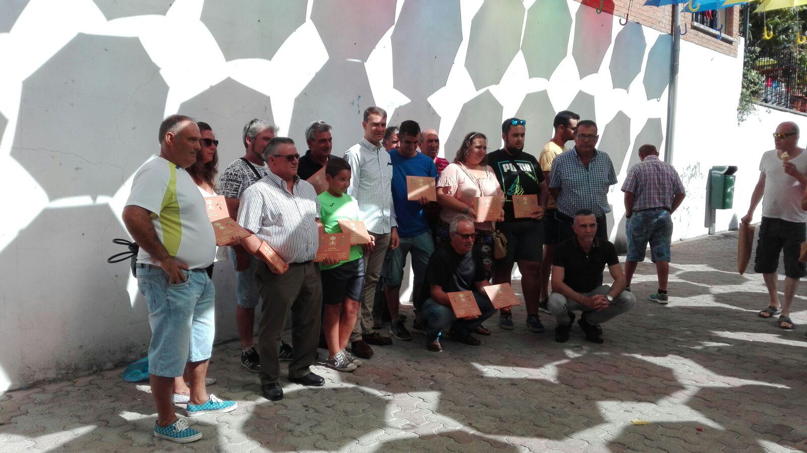 Ganadores del XLIV Concurso del Pimiento y del Tabaco de Jaraíz de la Vera (4)