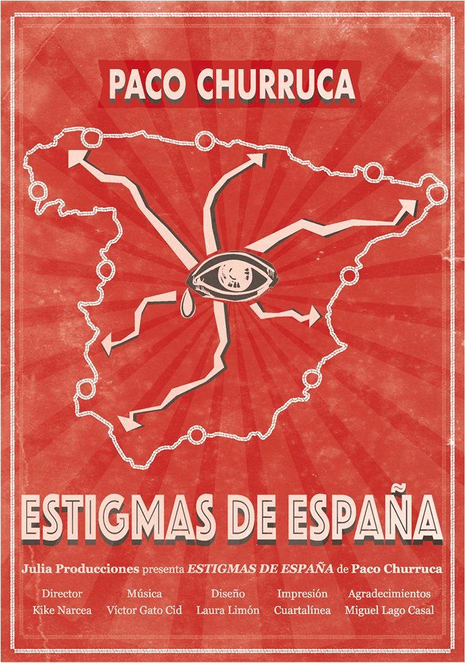 Estigmas de España en la XI Muestra de Teatro Avanza de Jaraíz de la Vera