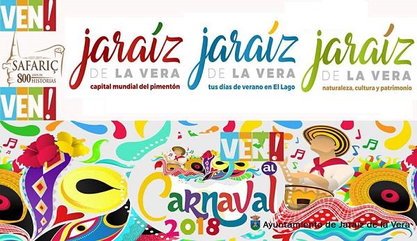 Ven al Carnaval de Jaraíz de la Vera 2018