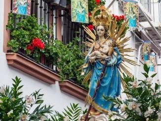 Fiestas Patronales Ntra. Sra. del Salobrar   Martes 3 de abril, Día dedicado a la Familia