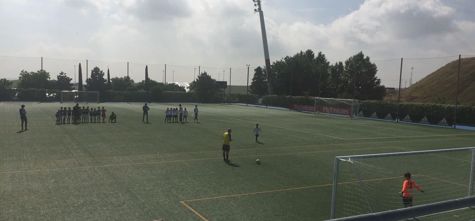 01 Con la cabeza bien alta, el equipo Jaraiceño de la Factoría Verata del C.F. Jaraíz cae en los octavos de final en los penaltis