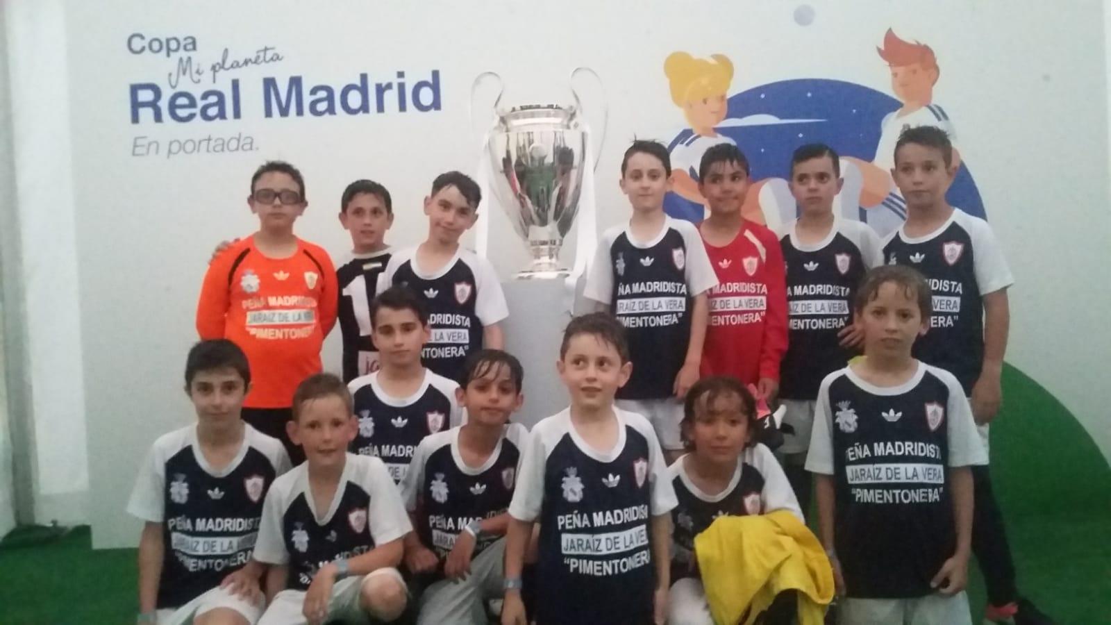 06 El equipo Jaraiceño de la Factoría Verata del C.F. Jaraíz se clasifica para los octavos de final