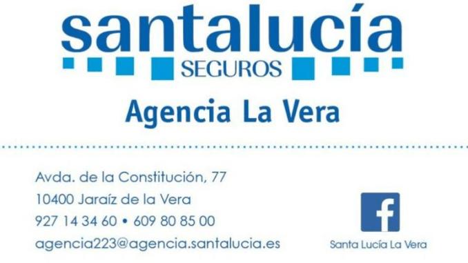 Nueva Agencia de Santalucía Seguros en Jaraíz de la Vera