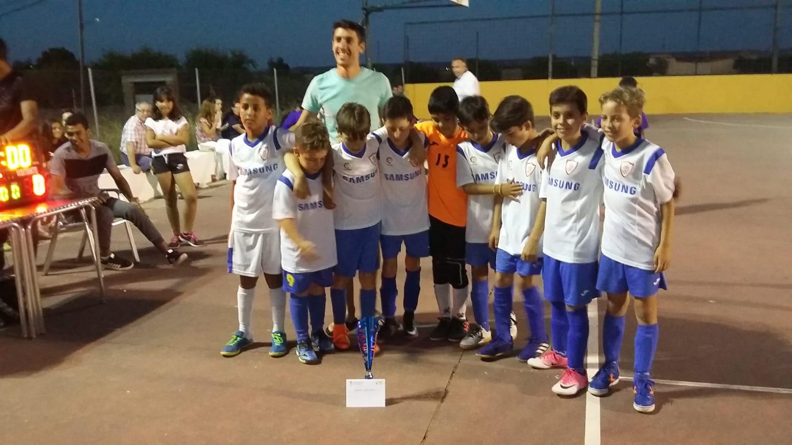 El Sporting C.F. Jaraíz logra un doblete quedando campeón de las 24 horas de Losar y Saucedilla (6)