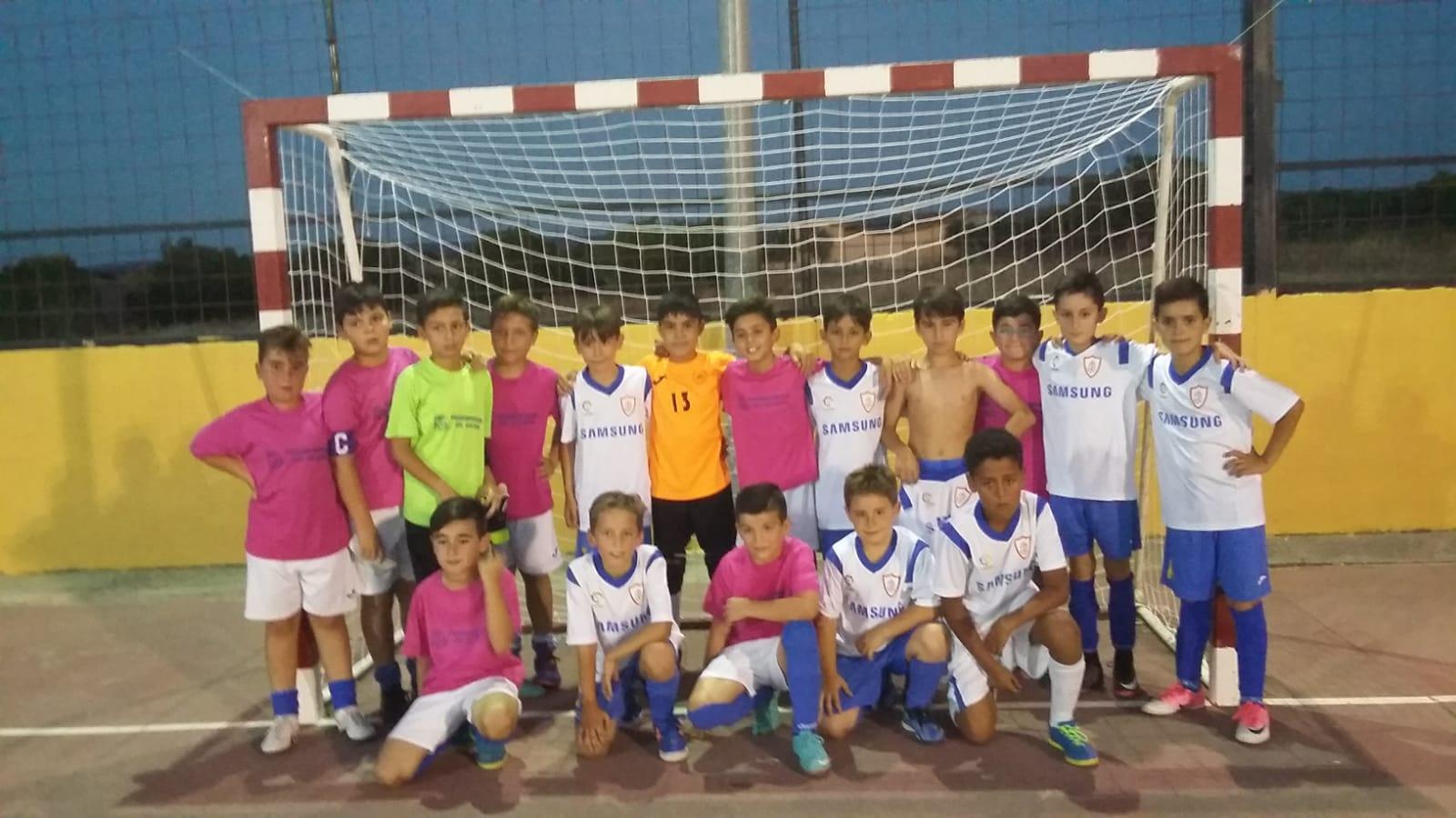 El Sporting C.F. Jaraíz logra un doblete quedando campeón de las 24 horas de Losar y Saucedilla (7)