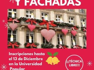 IV Concurso de decoración de Balcones y Fachadas Navideñas en Jaraíz de la Vera