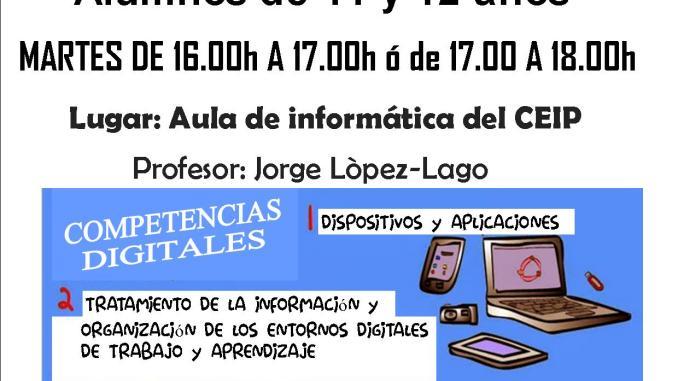 Curso de Competencias Digitales en Jarandilla de la Vera