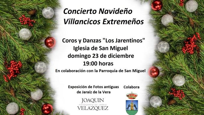 Concierto Navideño - Villancicos Extremeños