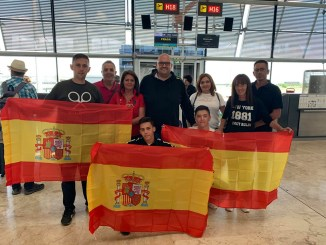 La Selección Española Junior de CarpFishing parte hacia Praga con el jaraíceño Jaime Villalobos