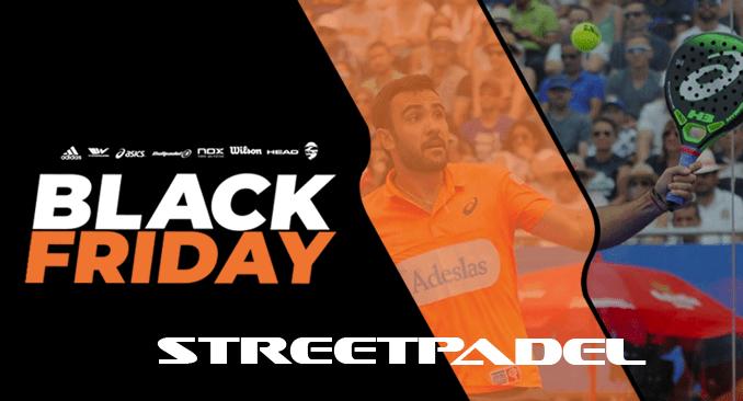 Consigue los mejores descuentos del Black Friday con StreetPadel