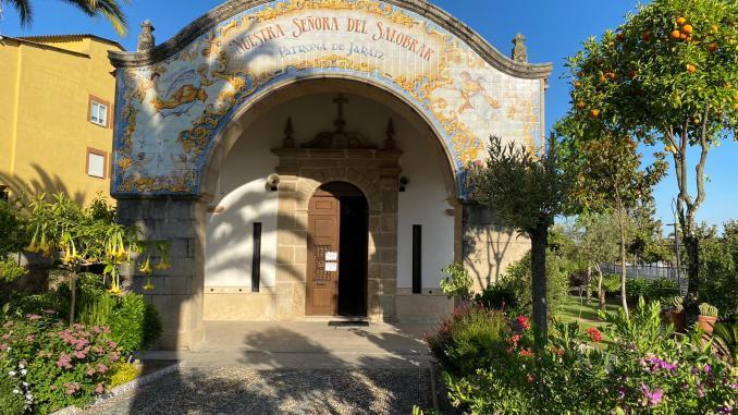 La Ermita Ntra. Sra. del Salobrar volverá a reanudar las misas de los jueves