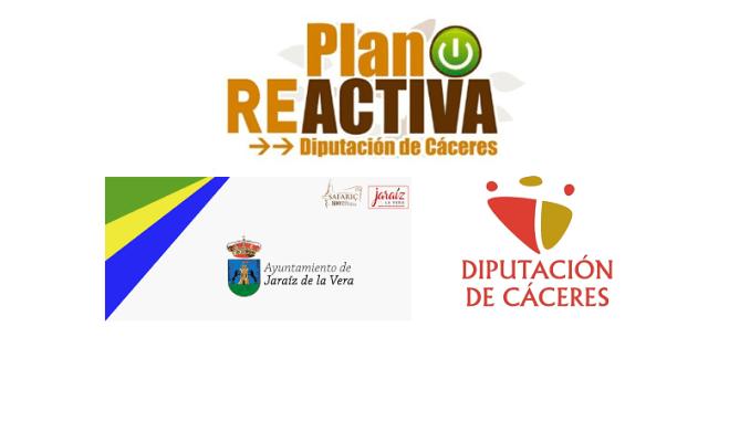 El Ayuntamiento de Jaraíz contratará 17 personas con cargo al Plan Re-activa