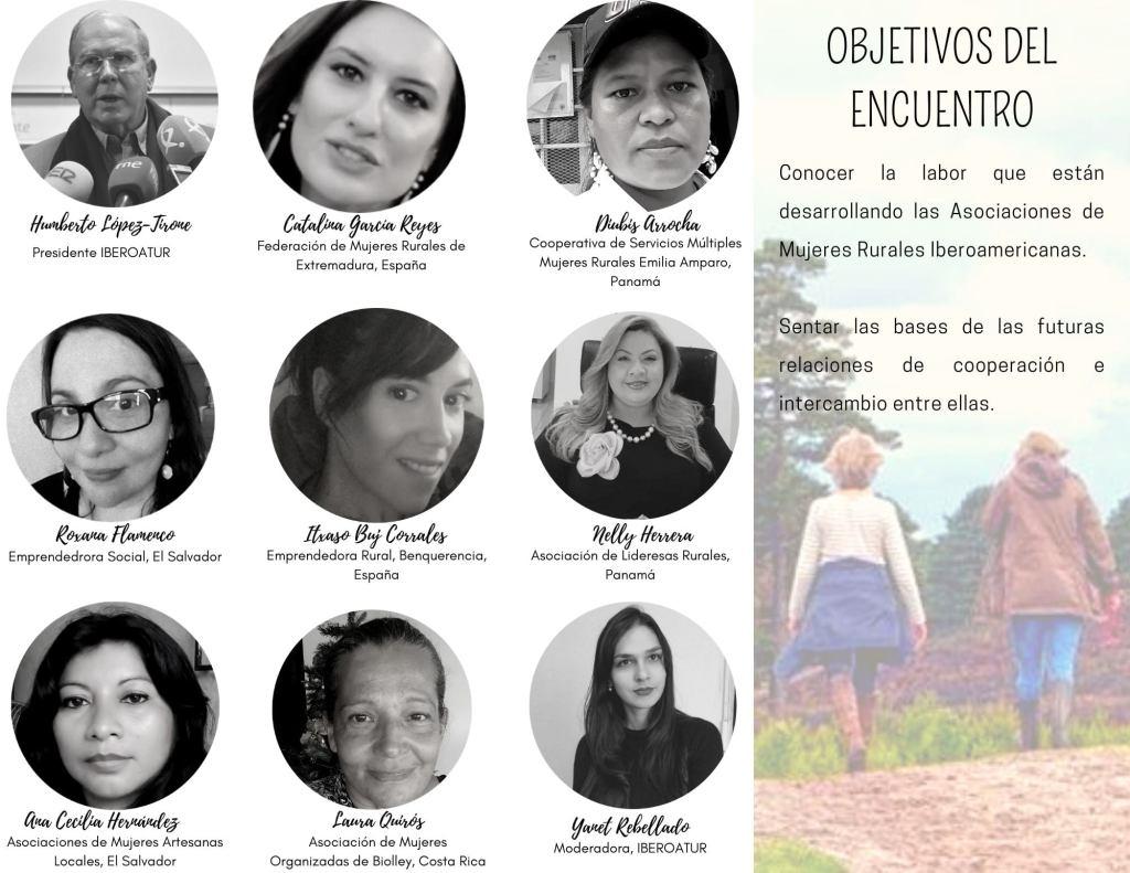 I Encuentro de Mujeres Rurales Iberoamericanas