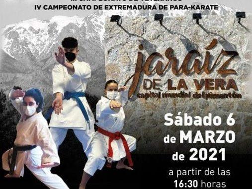XXXIV Campeonato de Extremadura Absoluto