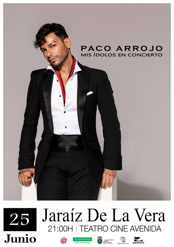 Paco Arrojo - Jaraiz de la Vera - 25 de Junio 2021