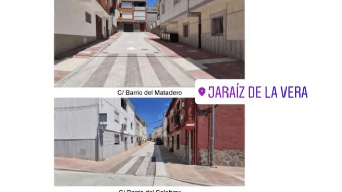 Barrio del Salobrar y Barrio del Matadero