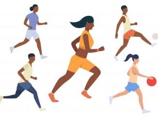 conjunto-actividades-deportivas-marcha-hombres-mujeres-corriendo_1262-19922