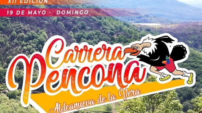 La XII Carrera Pencona será el 19 de Mayo de 2019
