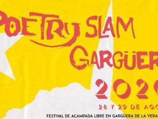 Festival Poetry Slam Gargüera 2020