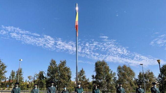 Seis nuevos Tenientes se incorporan a la Comandancia de Cáceres