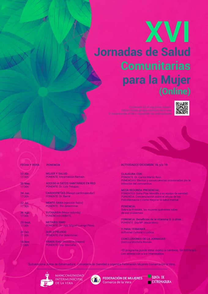 Jornadas de Salud Comunitarias para la Mujer