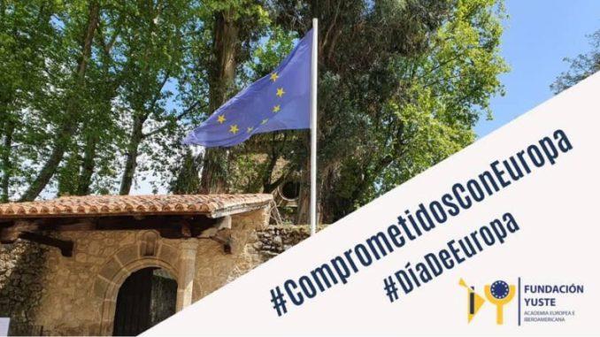 La-Fundacion-Yuste-conmemora-el-Dia-de-Europa-con-el-video-Celebramos-Europa