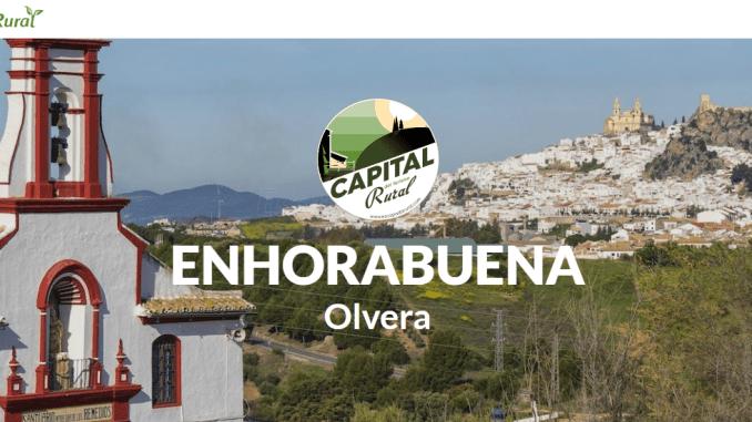 Olvera - Capital del Turismo Rural