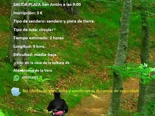 RUTA DE CERRO PINO 21