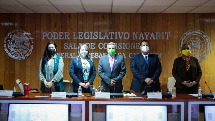 Salud mental prioridad de legisladores de Nayarit