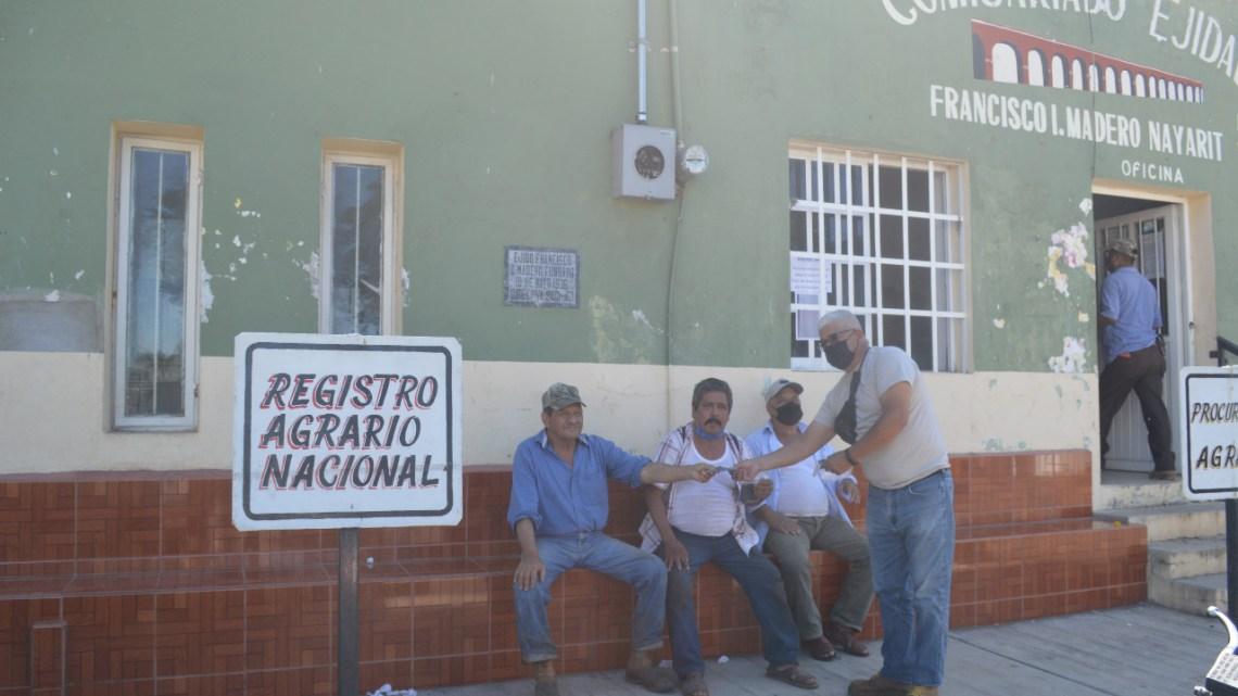 Brinda SSPC visita de prevención al delito en la localidad de Francisco I Madero
