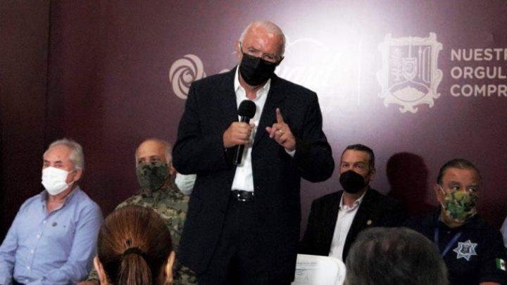 Con acciones continúas, se protege la salud de los nayaritas en municipios afectados por Pamela. Miguel Ángel Navarro Quintero.