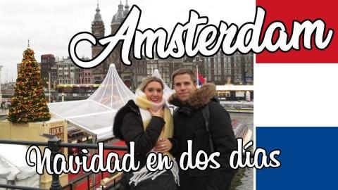 la navidad en amsterdam se llena