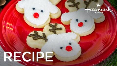 galletas navidenas de mantequill