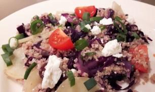 salada repolho roxo