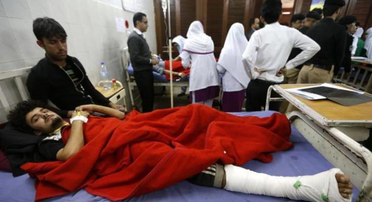ataque terrorista en Pakistán