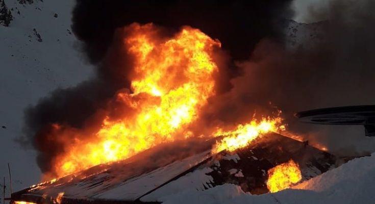 Incendio La Hoya