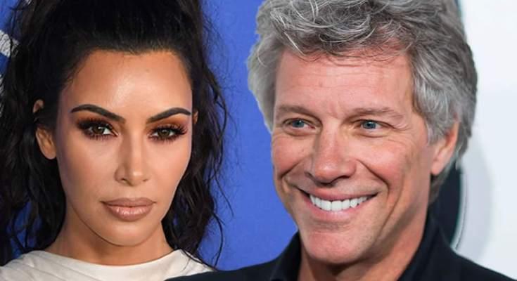 Bon Jovi critica a la socialité Kim Kardashian
