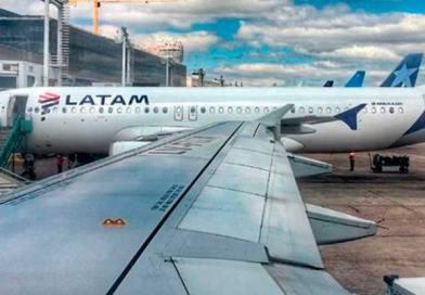 La aerolínea Latam se declaró en quiebra por el coronavirus