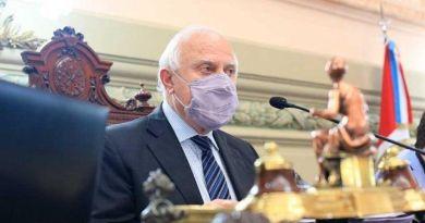 Coronavirus: el ex gobernador santafesino, Miguel Lifschitz, continúa en estado crítico