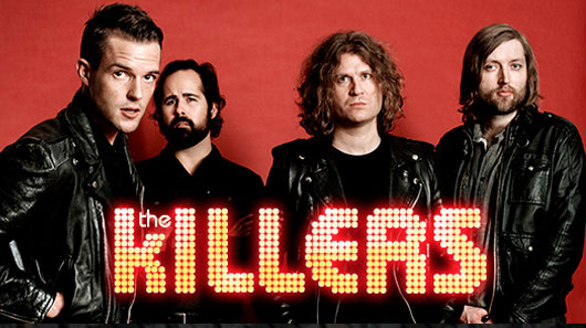 the killers live