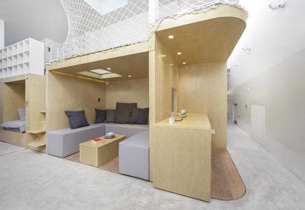 Dengshikou Hutong Residence-B.l.U.E. Architecture Studio-Pekin-diariodesign-14