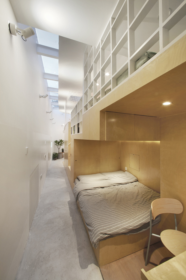 Dengshikou Hutong Residence-B.l.U.E. Architecture Studio-Pekin-diariodesign-17