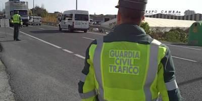 conductores, sancionados, campaña, control, camiones, buses, furgonetas, semana,