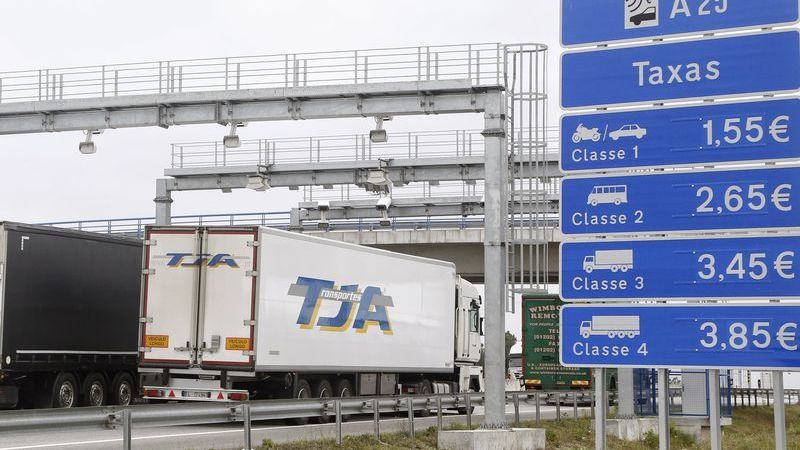 asociación, transportistas, Portugal, ANTRAM, paralización, Junio,