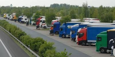 investigación, dumping, social, transporte, bélgica, empresas, sindicatos, camiones, trabajadores,