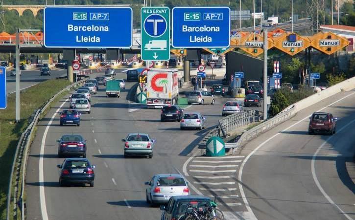 autopistas, peaje, Cataluña, Cotraport, rechaza, desvío, obligatorio, camiones,